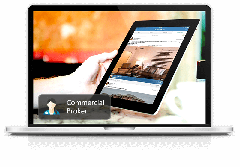 Commercial-Broker Commercial Real Estate App
