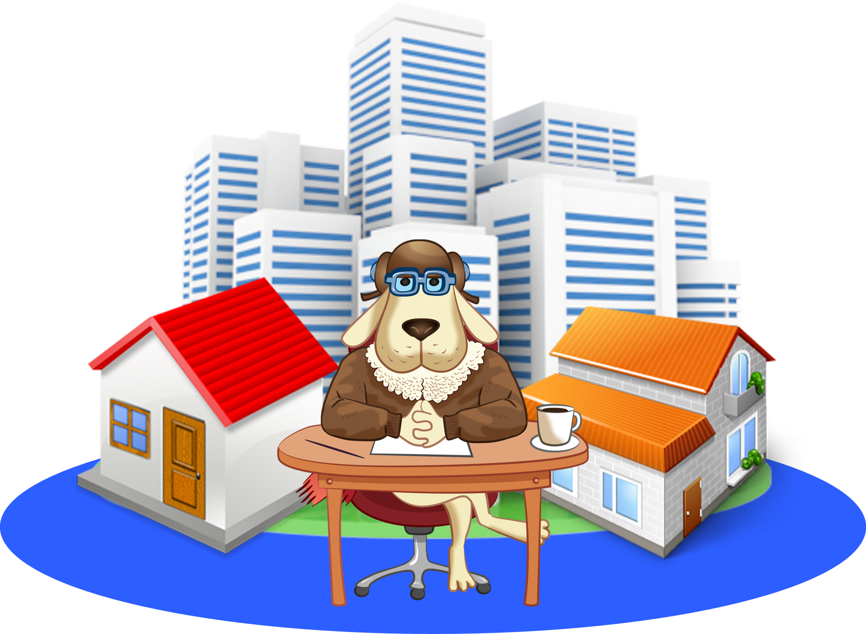Baddas-Tinker Realhound Corporate Real Estate CRM