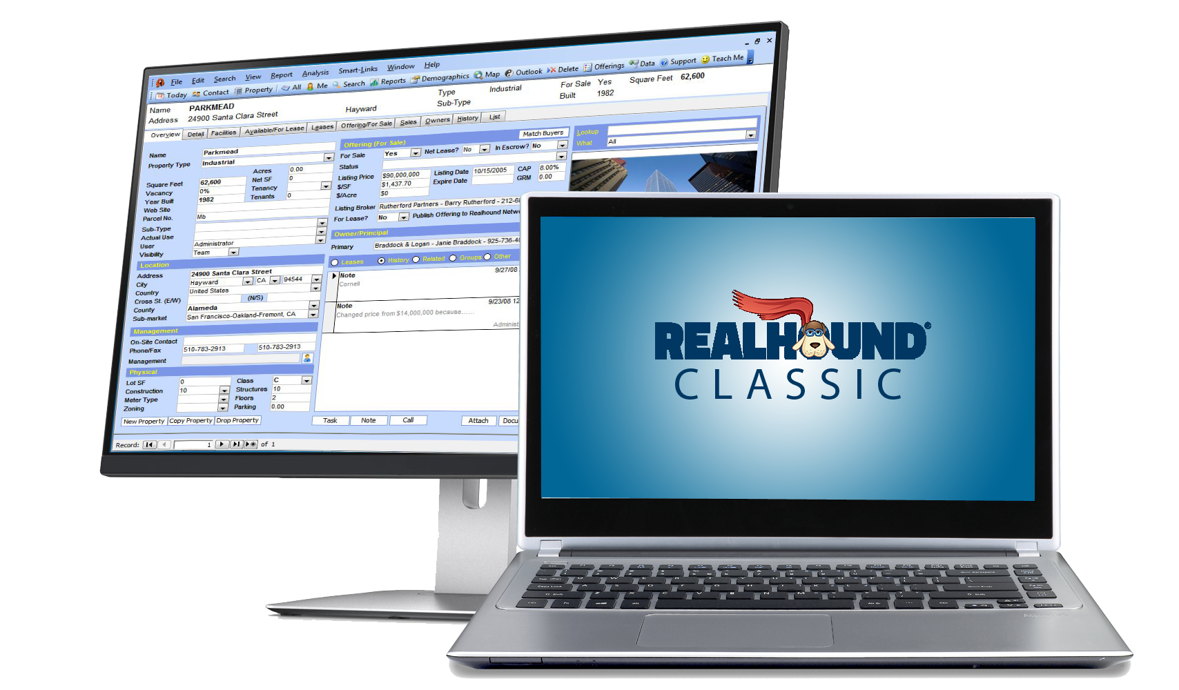 CLASSIC1 Realhound Classic Key Features
