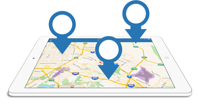 Mapping- Commercial Real Estate PRM App Features