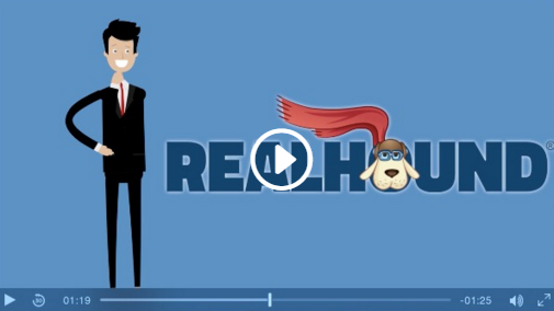 realhound_app_features_video Commercial Real Estate PRM App Features